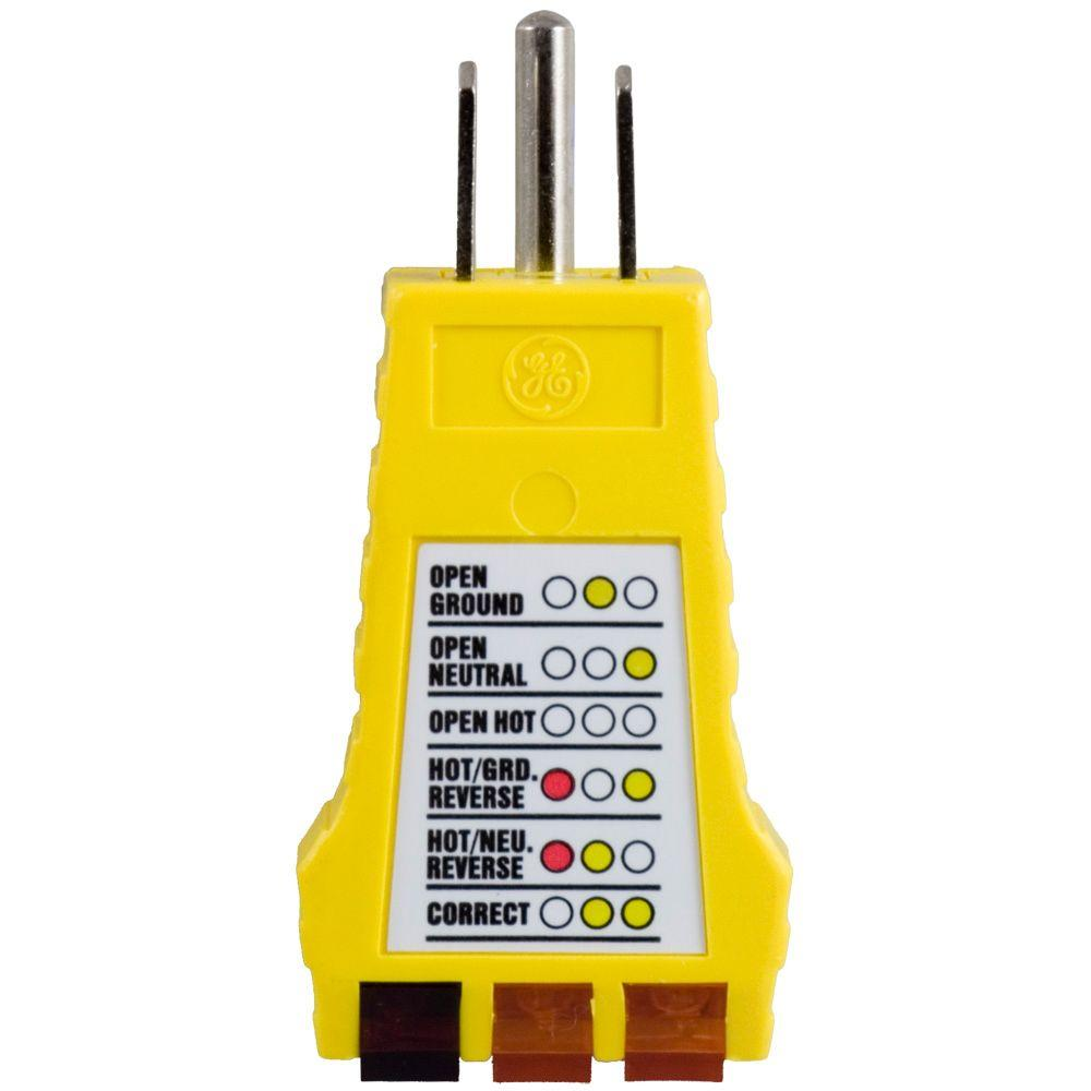 3-Wire Receptacle Tester