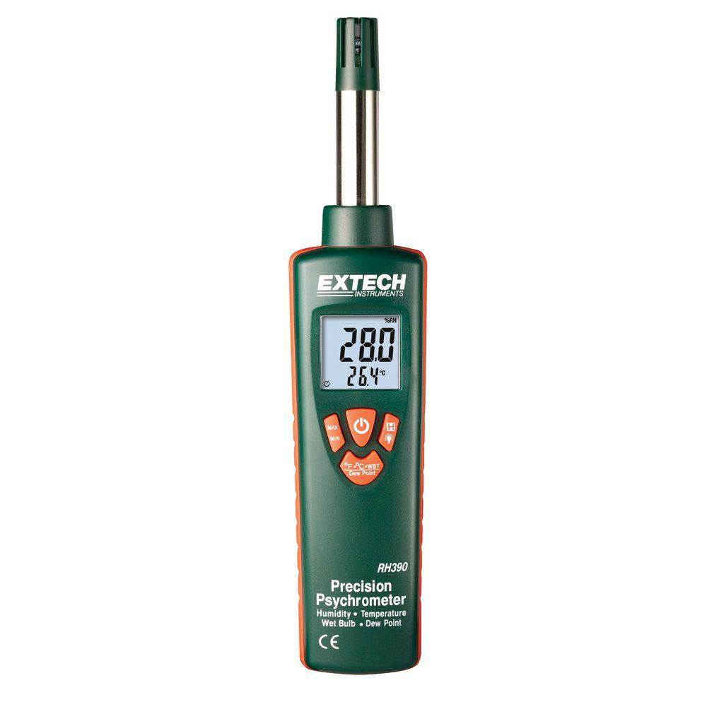 Precision Hygro-Thermometer Psychrometer